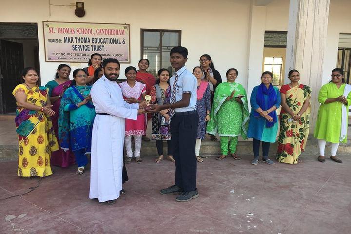 St Thomas School-Achievement
