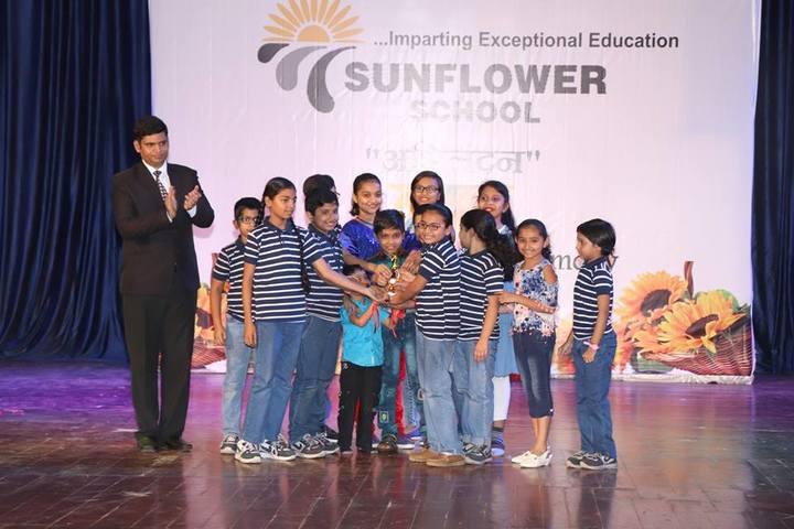 Sunflower School-Acheivements