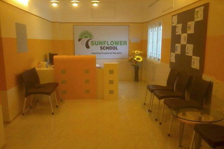 Sunflower School-Office