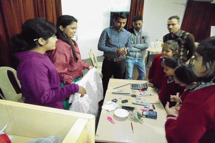 Swaminarayan Vidyapith-Maths Day