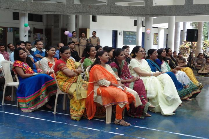 Swaminarayan Vidyapith-Staff
