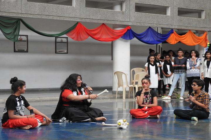 Swaminarayan Vidyapith-Talent Show