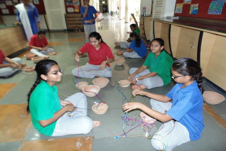Swaminarayan Vidyapith-Workshop