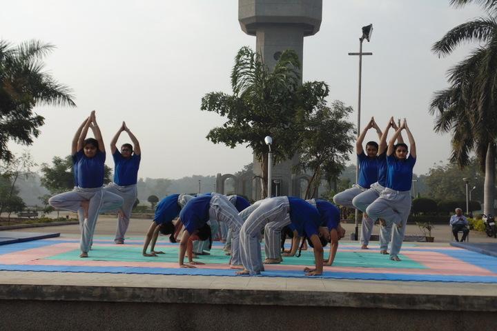 Swaminarayan Vidyapith-Yoga