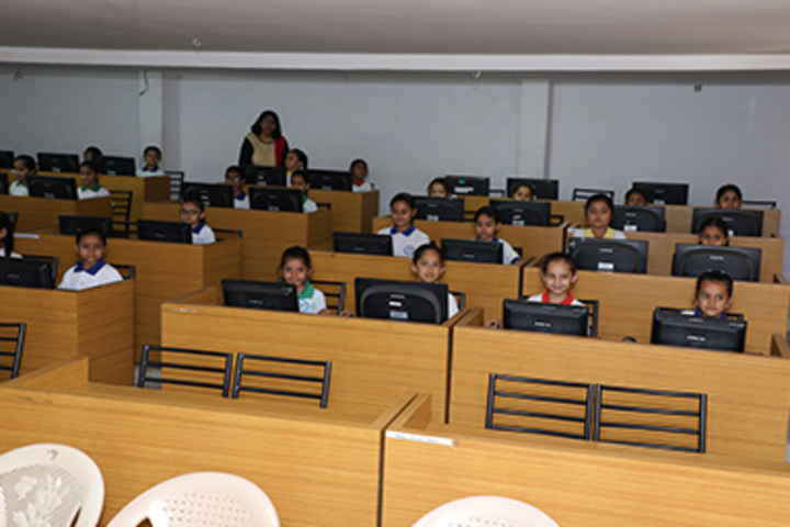 T N Rao School For Girls-Computr Lab