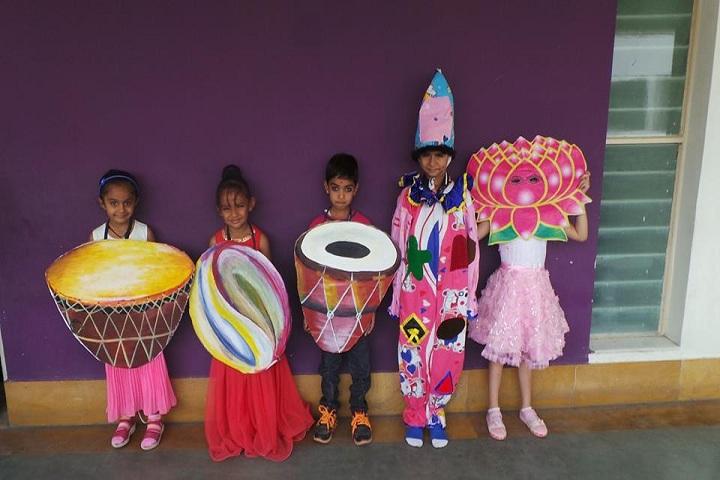 Tanna English Medium School-Activity