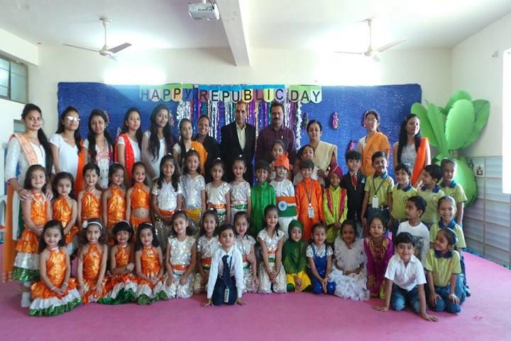 Tanna English Medium School-Independence Day