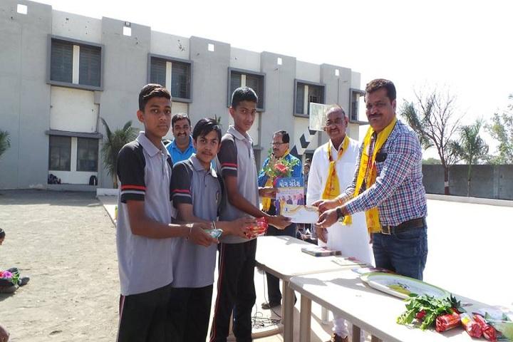Tanna English Medium School-Prize Distribution
