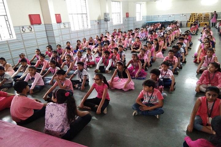 Tanna English Medium School-Yoga