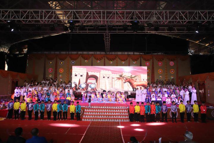 Tapti Valley International School-Annual Day