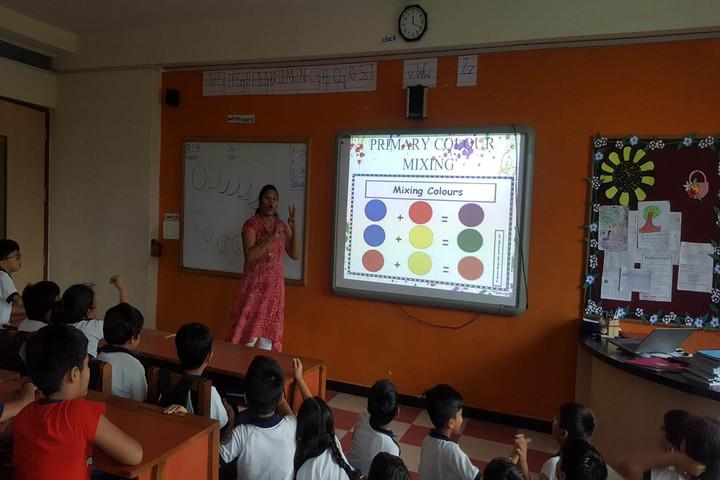 Tapti Valley International School-Digital Classroom