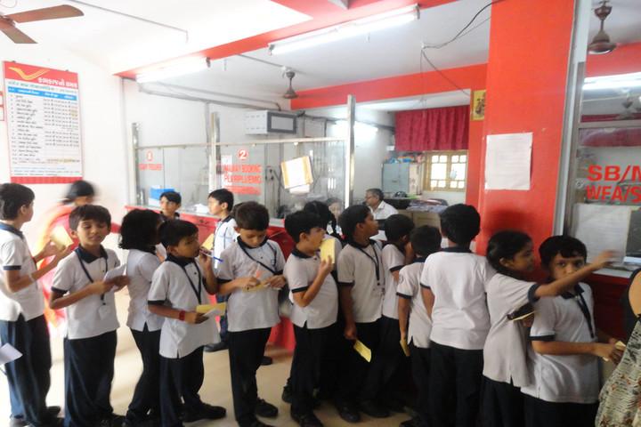 Tapti Valley International School-Field Trip