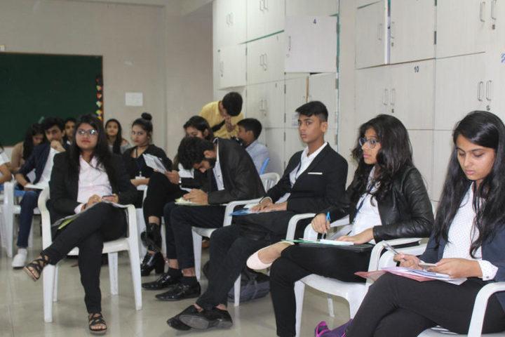 Tapti Valley International School-MUN Program