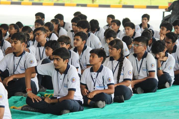 Tapti Valley International School-Students