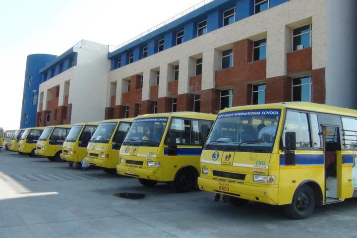 Tapti Valley International School-Transport