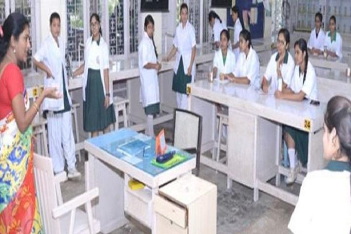 Tata Chem DAV Public School-Biology Lab
