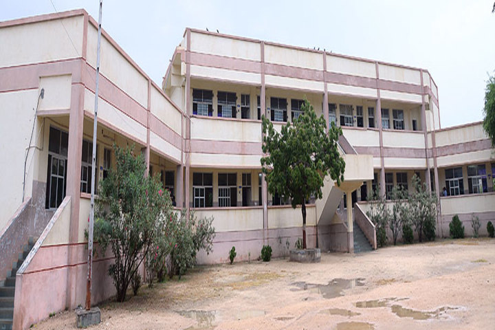 Tata Chem DAV  Public School-Campus