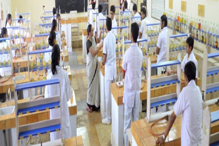 Tata Chem DAV  Public School-Chemistry Lab