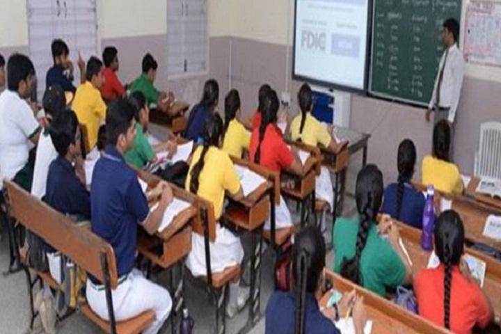 Tata Chem DAV Public School-Classroom