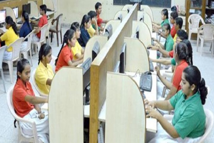 Tata Chem DAV  Public School-Computer Lab