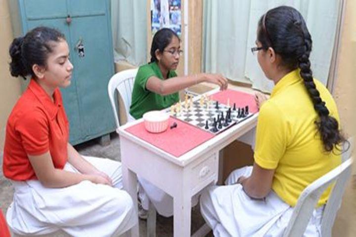 Tata Chem DAV  Public School-Indoor Games