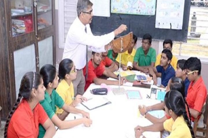 Tata Chem DAV  Public School-Maths Lab
