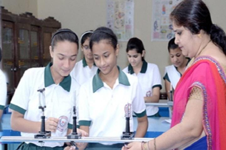Tata Chem DAV  Public School-Physics Lab