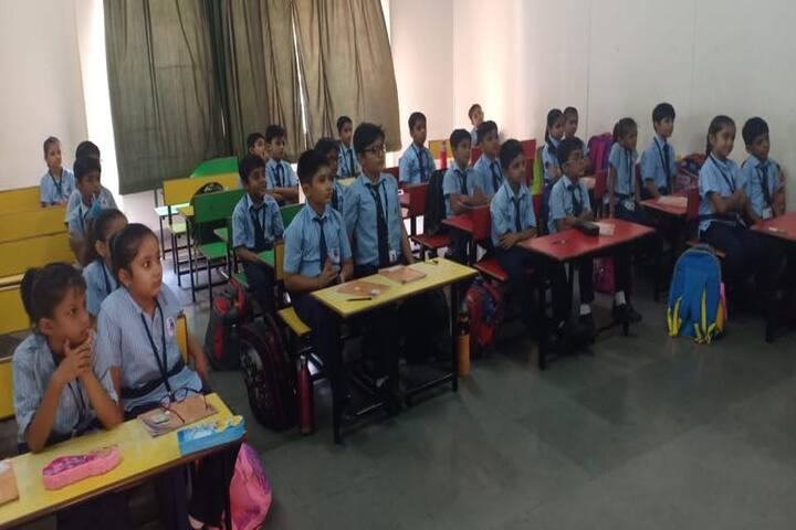 The H B Kapadia New High School-Class Room