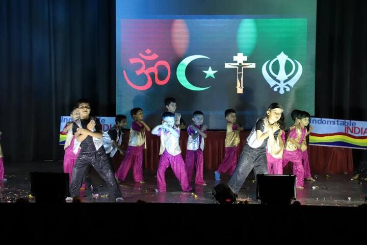 The H B Kapadia New High School-Dance