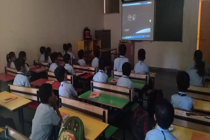 The H B Kapadia New High School-Digital Classroom