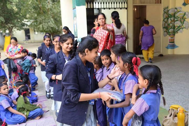 The H B Kapadia New High School-Activity