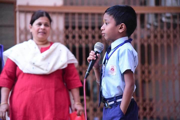 The H B Kapadia New High School-Singing Competition