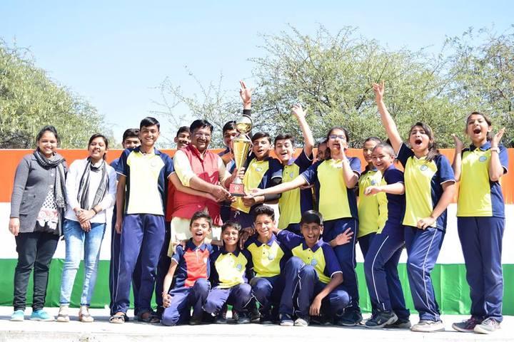 The Mothers International School-Sports Achievements