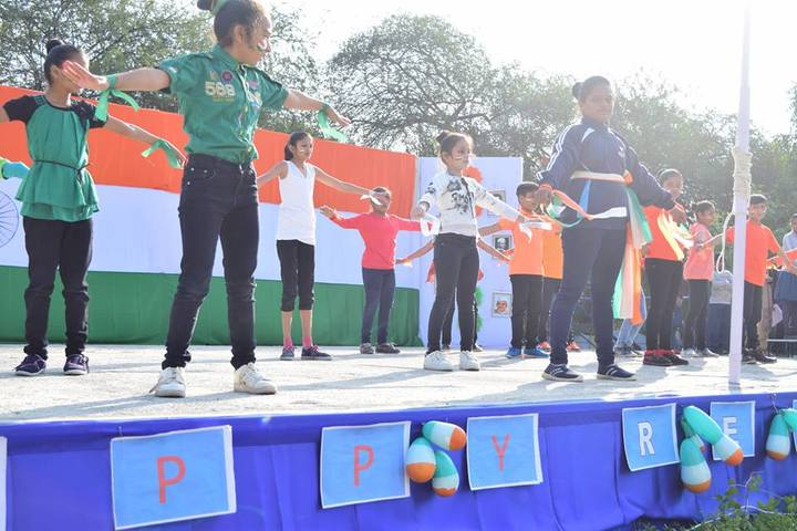 The Mothers International School-Self Defence Activities