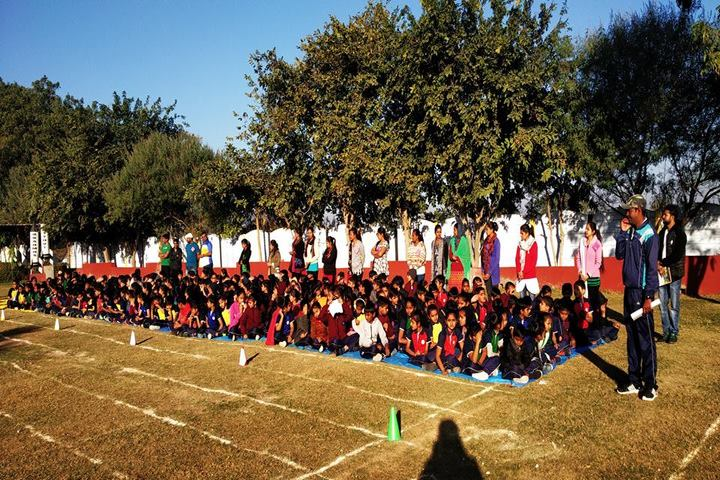 The Mothers International School-Sports Day