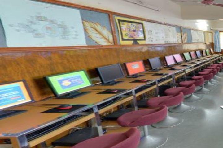 The New Tulip International School-Computer Lab