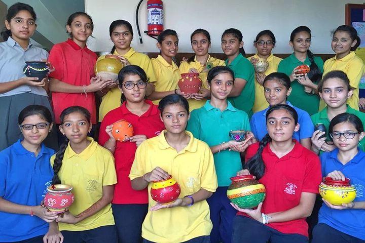 The New Tulip International School-Festival Celebrations