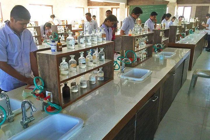 The New Tulip International School-Chemistry Lab