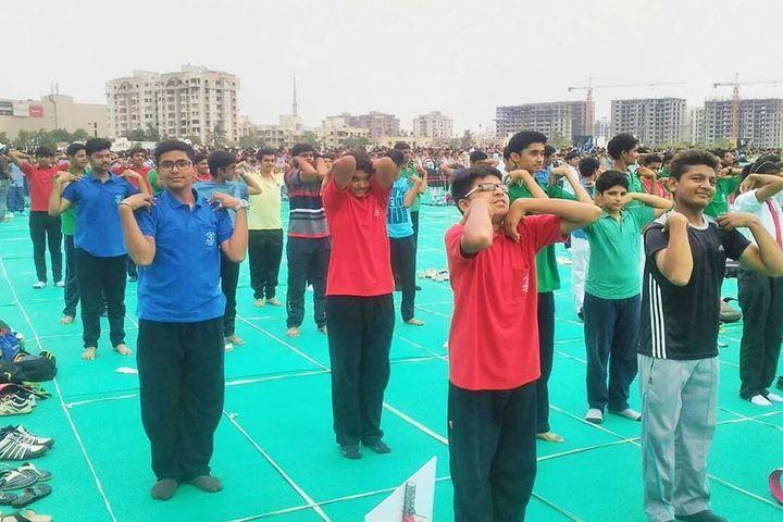 The New Tulip International School-Self Defence