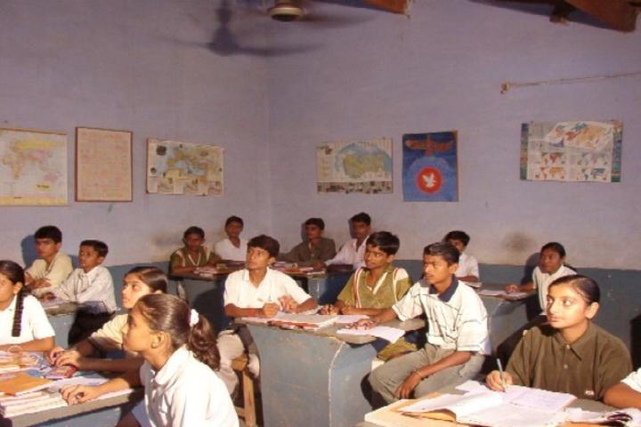 The White Eagle School-Classroom