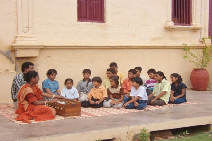 The White Eagle School-Music Activity