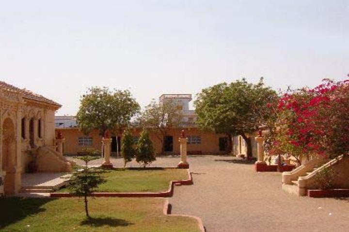 The White Eagle School-School Building
