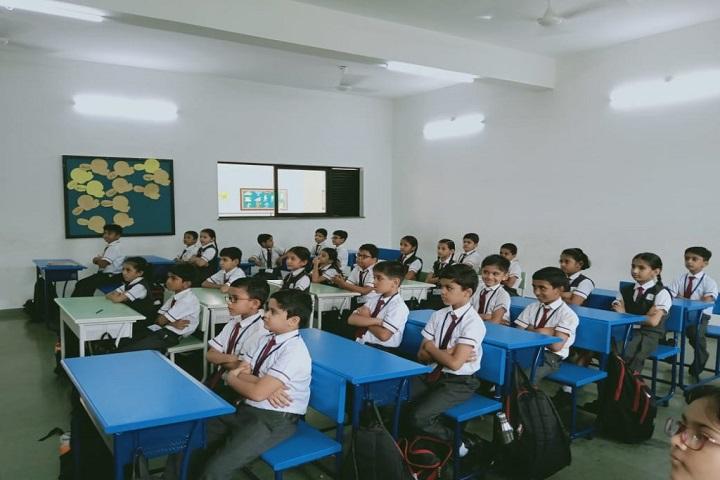 Unnati English Academy-Class Room