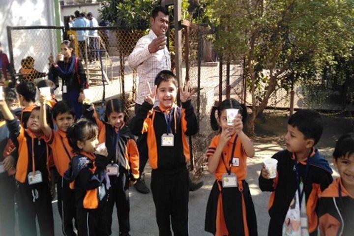 Unnati English Academy-Field Trip
