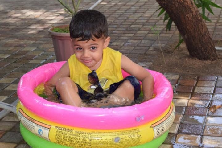 Unnati English Academy-Kidergarden Student