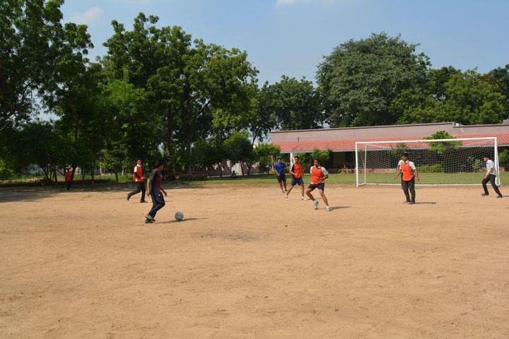 Anand Niketan-Play Ground
