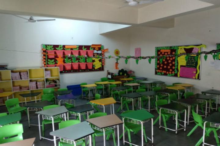 Anand Niketan-Activity Room