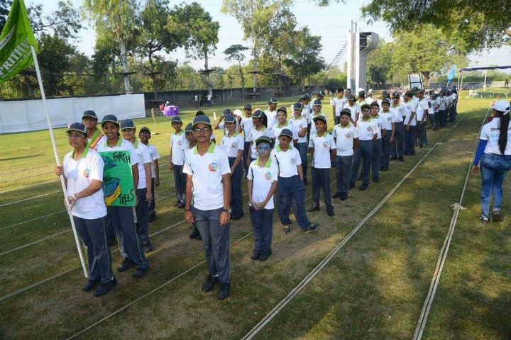 Anand Niketan-Sports Day