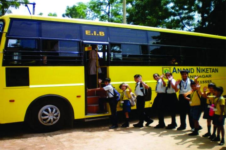 Anand Niketan-Transport