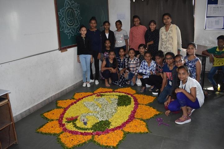 V S G International School-Festival Celebrations